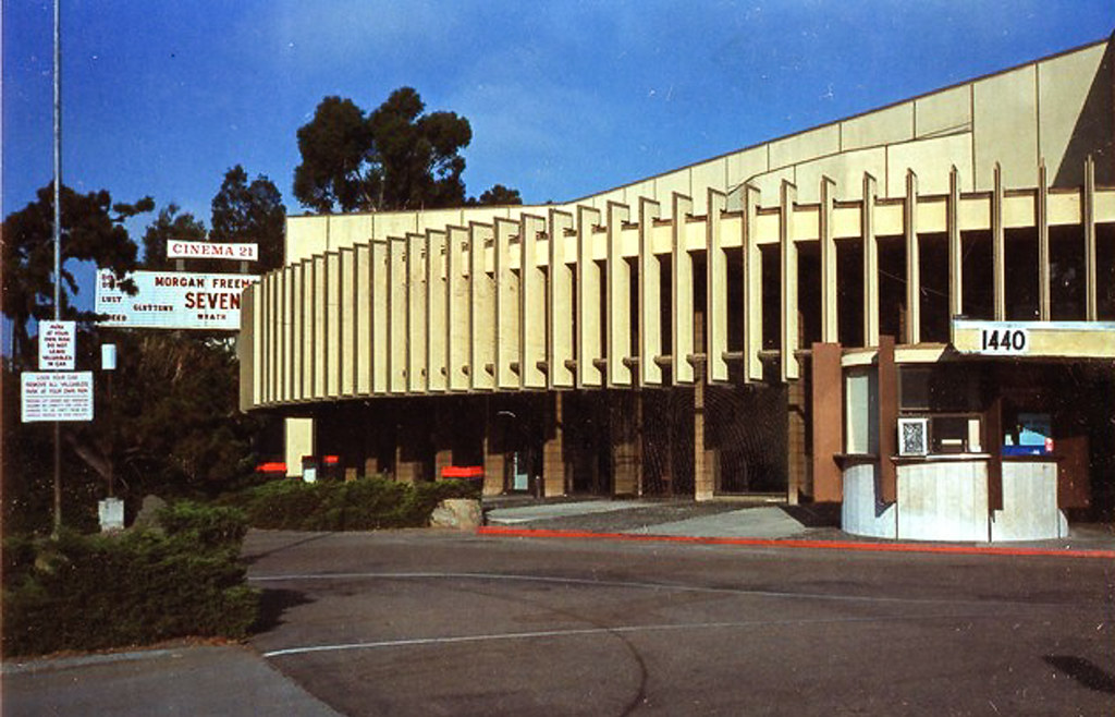 mission valley cinema 21 archival photo_