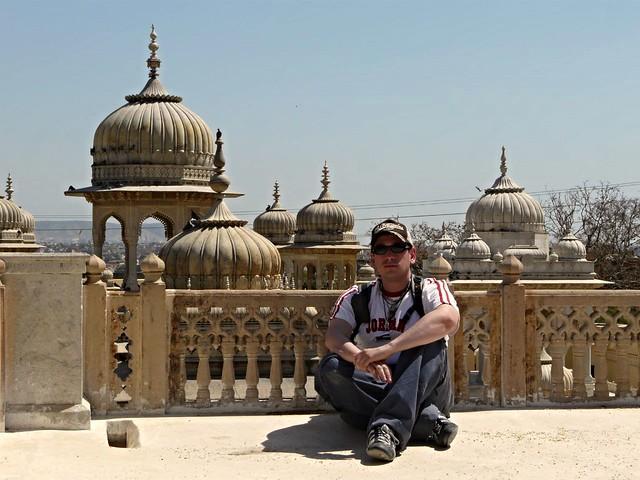 Sele en Jaipur (India)