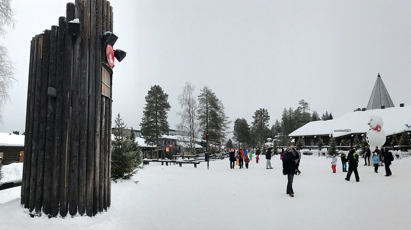 Rovaniemi Finland 2017 43