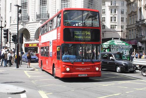 London United TLA21 SN53KHW