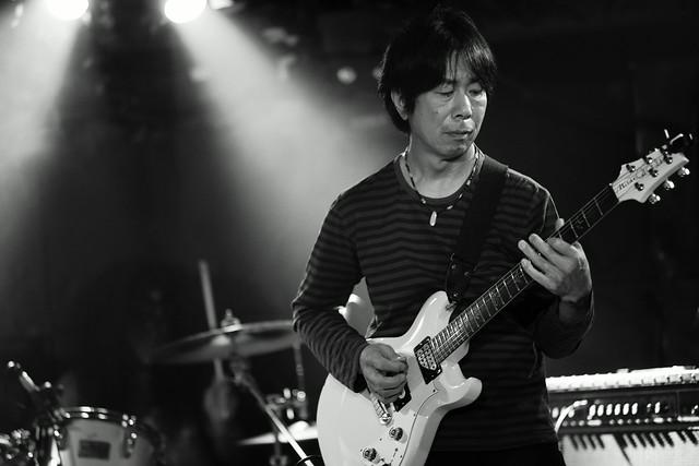 熊のジョン live at Outbreak, Tokyo, 08 Jun 2015. 080