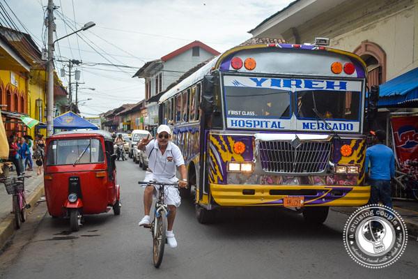 Transportation Granada Nicaragrua