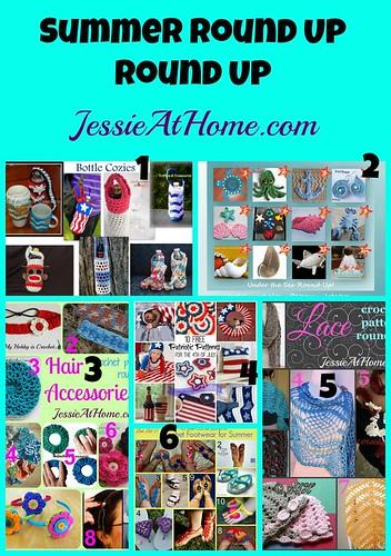 Round Up of Summer Round Ups from Jessie At Home