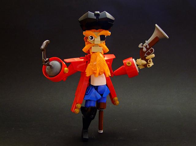 Captain John Piplfox
