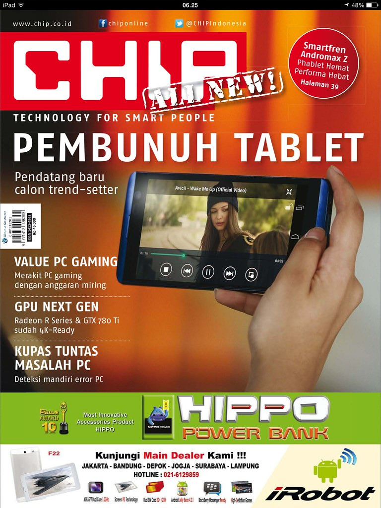 chip magazine dolphin browser