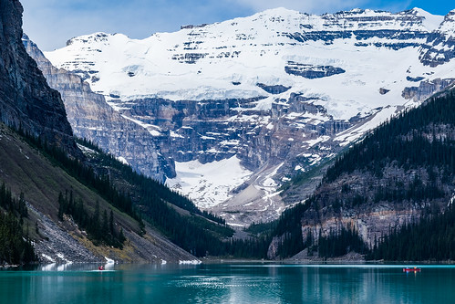 Lake Louise | by M & H Saunders