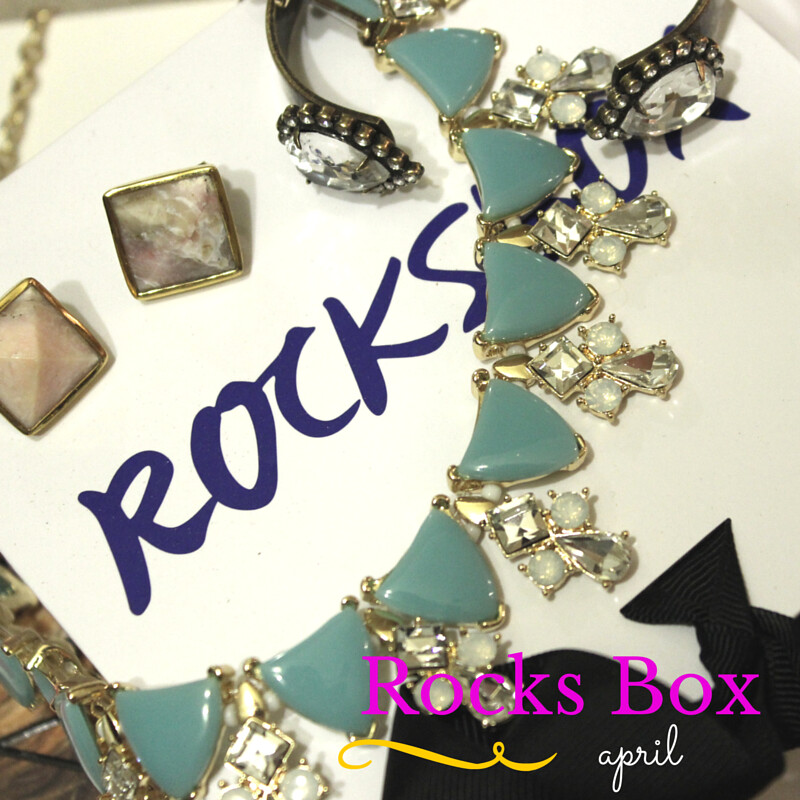 Rocks Box april 15