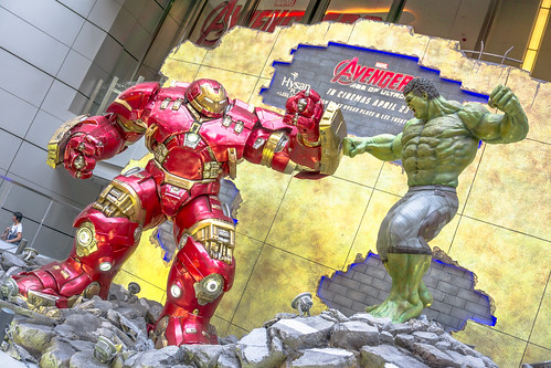 Avengers: Age of Ultron - Hysan Place | by IQRemix