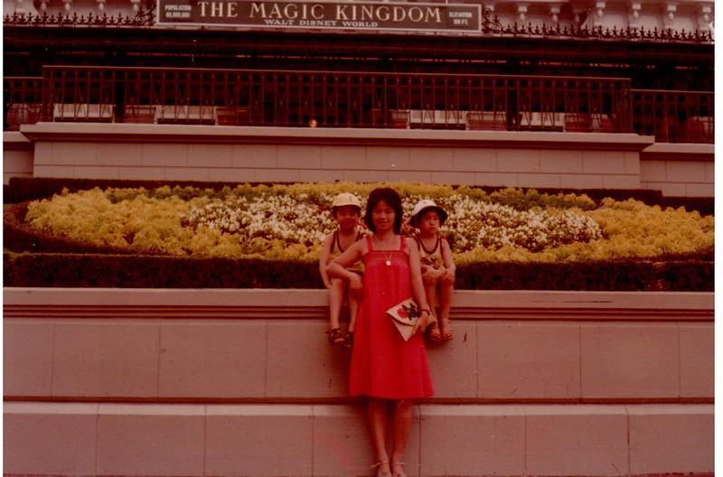 old walt disney world photos from early 1970s wdwmagic