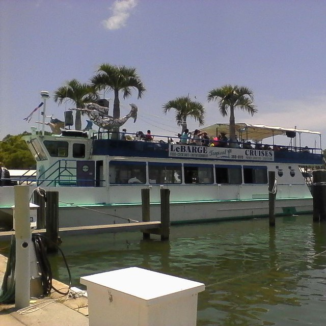2 hour sunset #Cruise departs daily from the #Marina in down town #Sarasota Florida