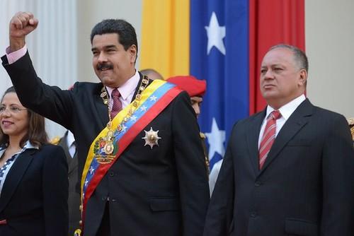 """Canal diplomático Venezuela-EU funciona """"muy bien"""": Maduro"""