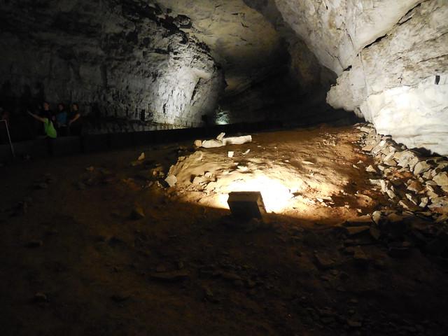 Красота Мамонтовой пещеры