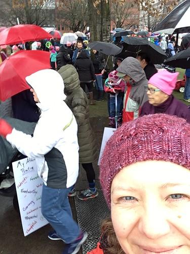 Portland Womens March