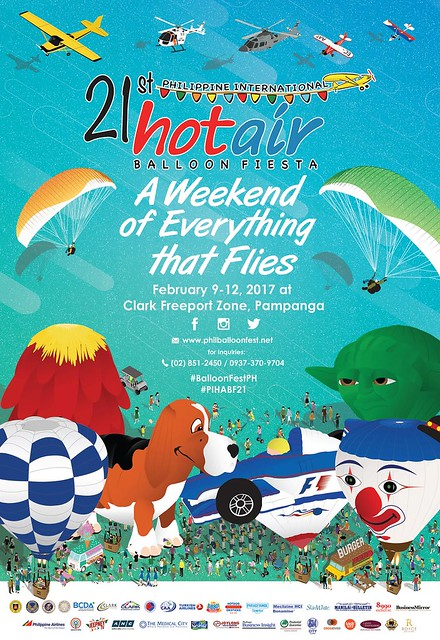 Feel the Heavens at the 21st Philippine Hot Air Baloon Fiesta