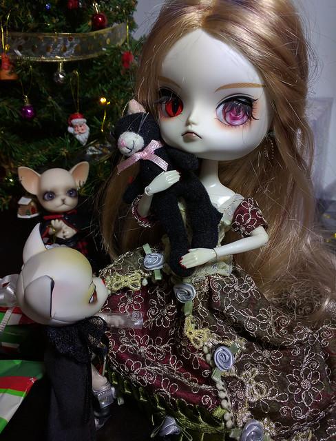 Owari's Gifts from CornflowerBlue and Twiggy 32053193776_433da6406c_z