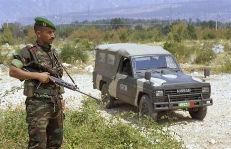 Les F.A.R. en Bosnie  IFOR, SFOR et EUFOR Althea 32557727880_420547a03c_o