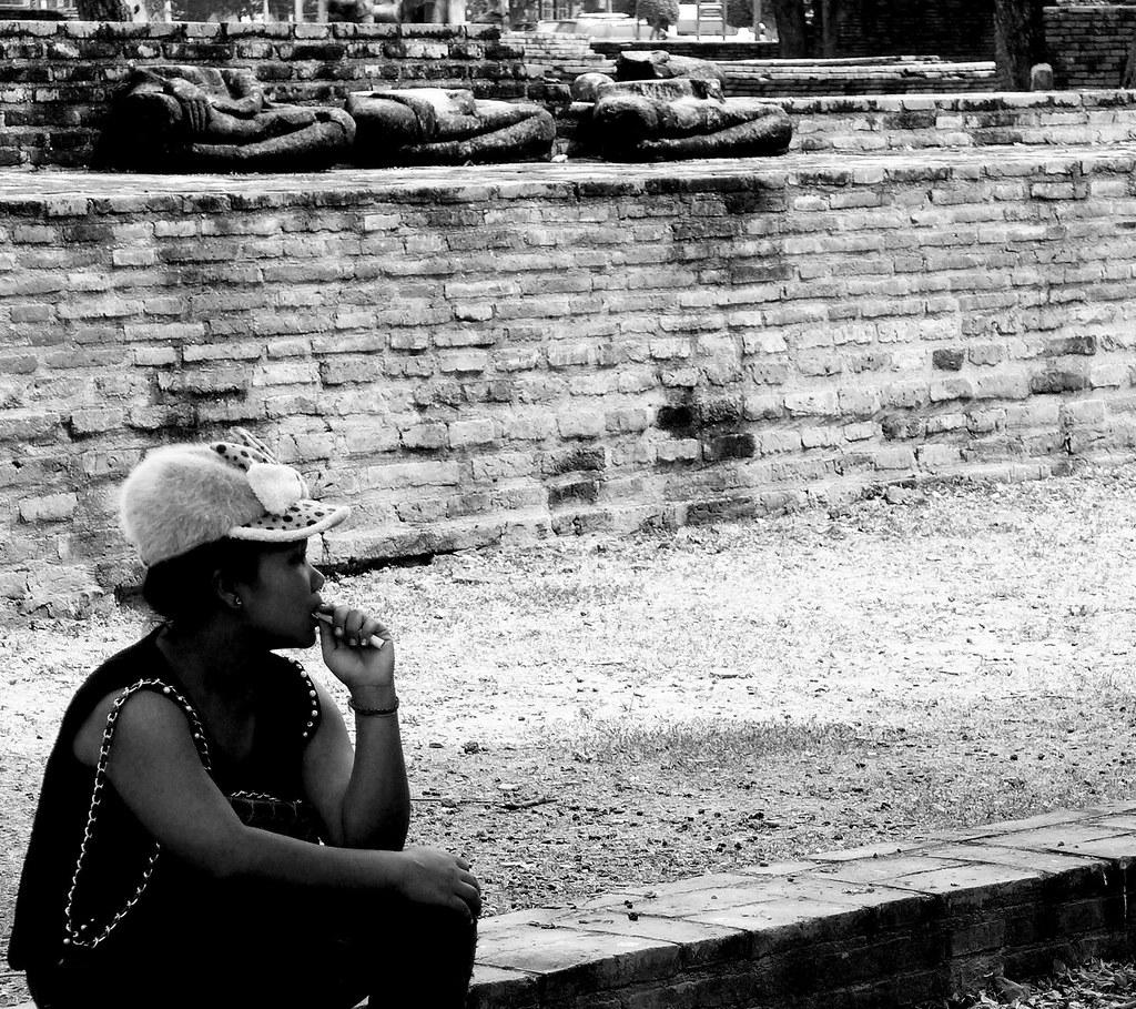 Thaïlande - Ayutthaya - 063 - Wat Ratchaburana
