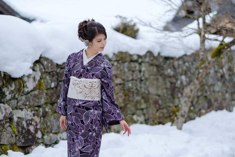 At Kyoto Ohara ( Cocoro Kusano )