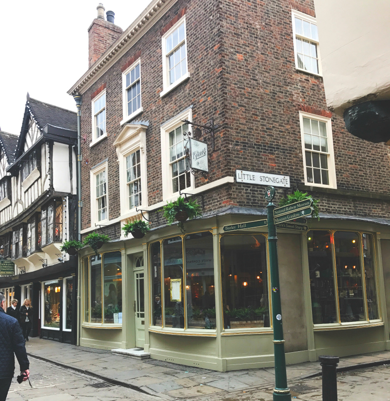 the botanist york lifestyle blog guide to york food and drink