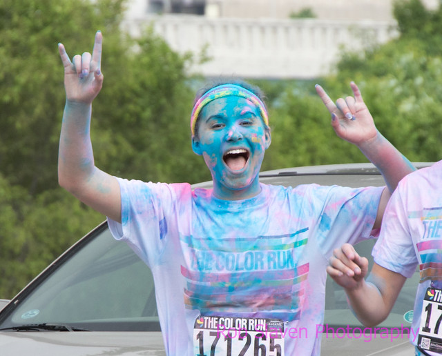 2015 Indy Color Run 075