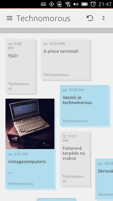 RSS Ubuntu Touch