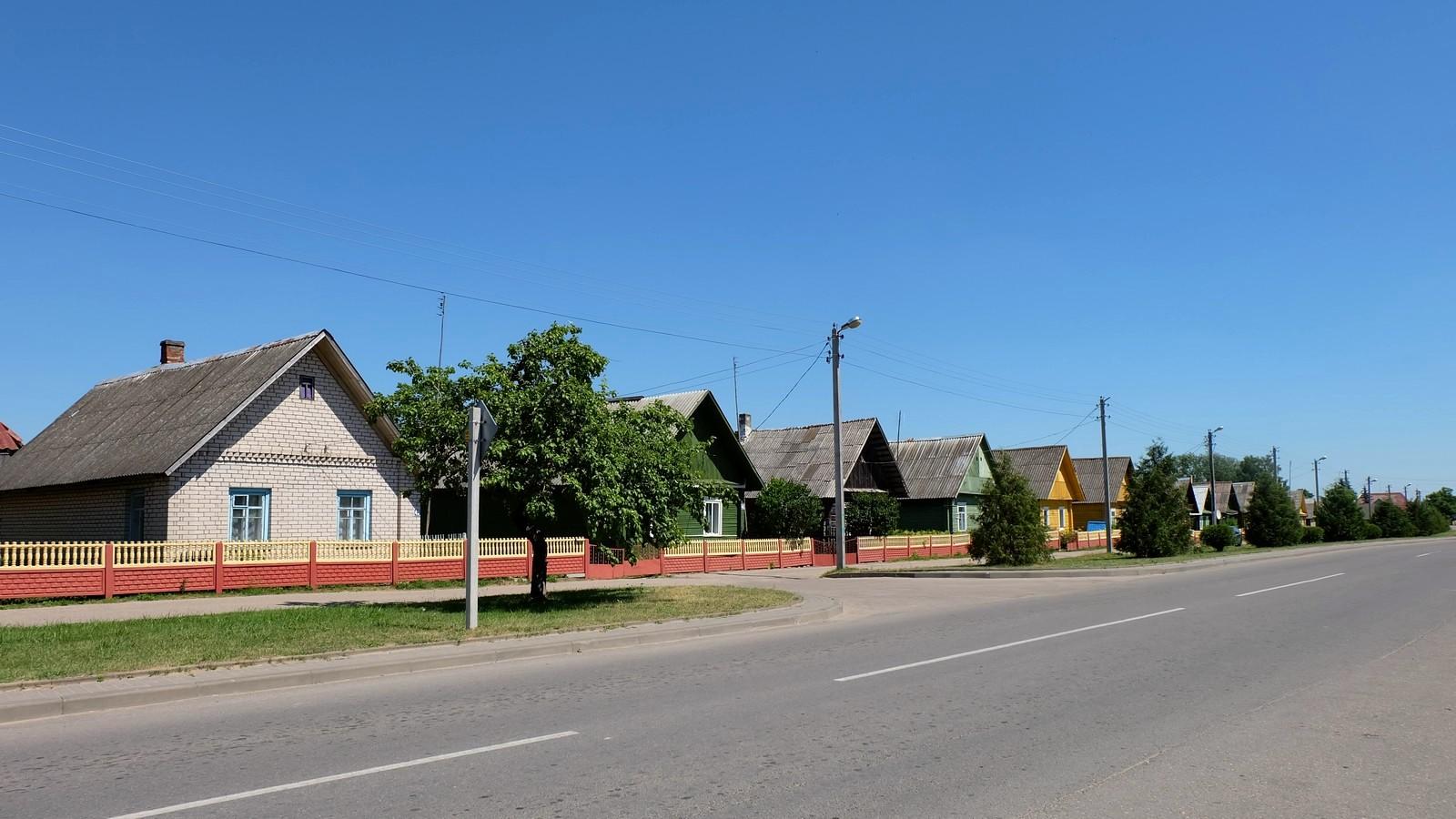 Гервяты, Беларусь