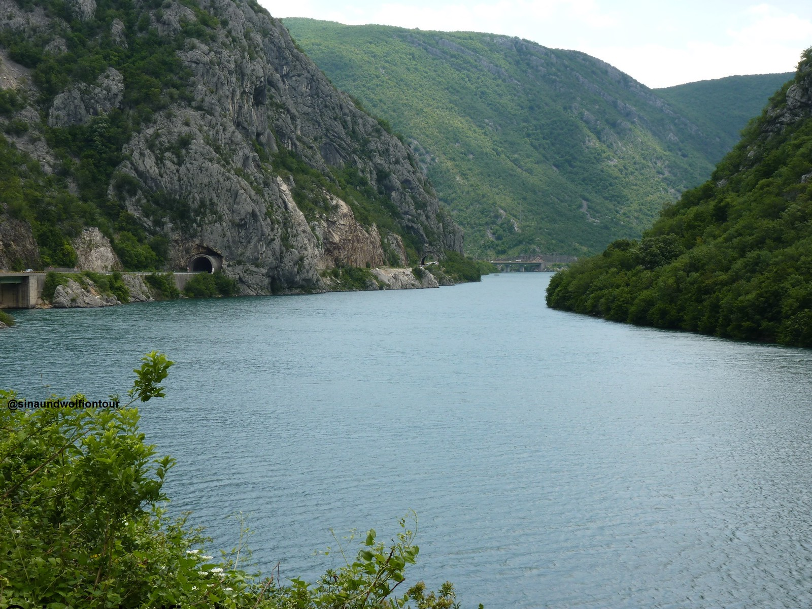 Auf dem Weg nach Mostar