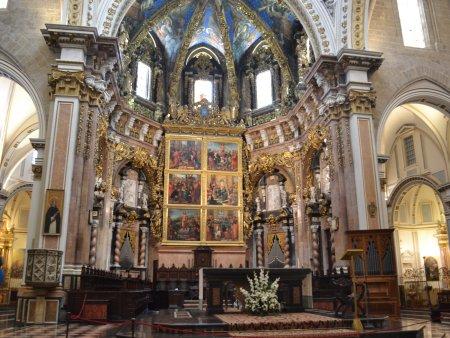 catedrala din valencia 1 obiective turistice valencia