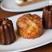 Cannelés and chocolate banana kouig amann