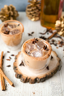 Iced Cinnamon Whiskey Chai | by Yack_Attack