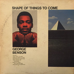 GEORGE BENSON:SHAPE OF THINGS TO COME(JACKET B)