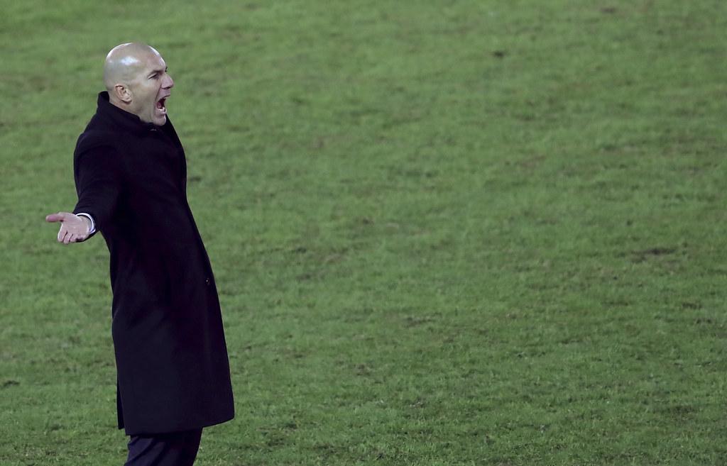 Zinedine Zidane將於歐冠決賽對上老東家尤文圖斯(達志影像資料照)