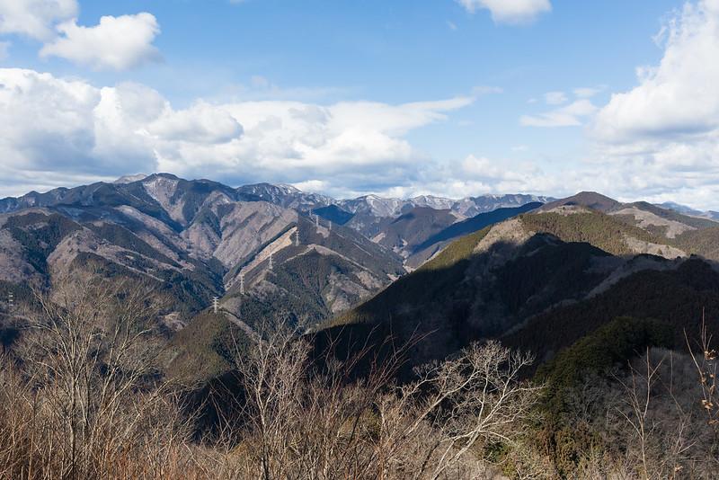 2017年 01月21日 高水三山