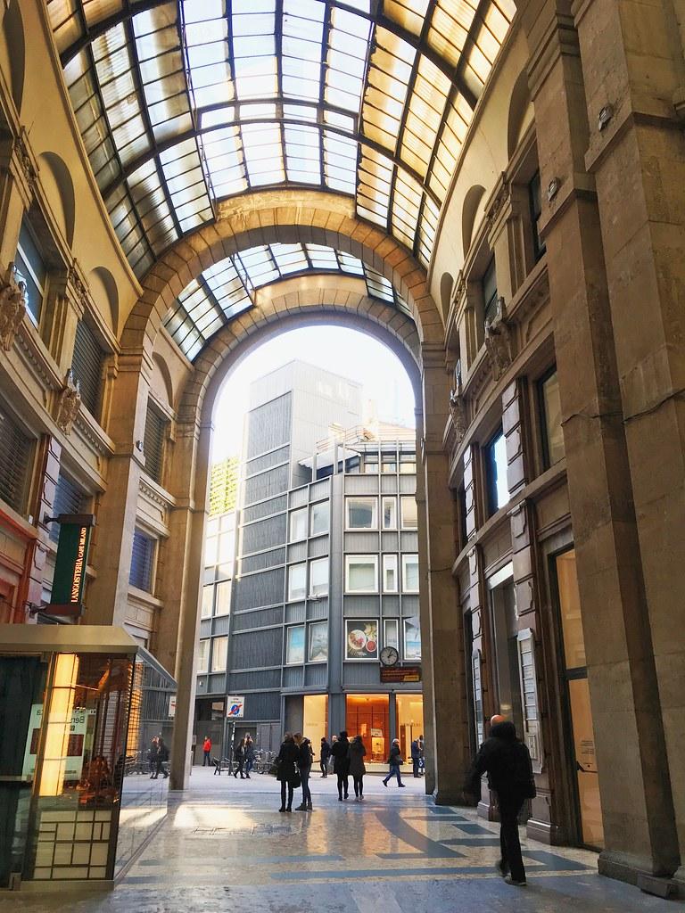 Galleria del Corso. | Processed with VSCO with wwf preset | Marco ...