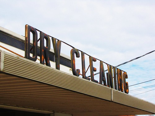 DRY CLEANING | by Gerry Dincher