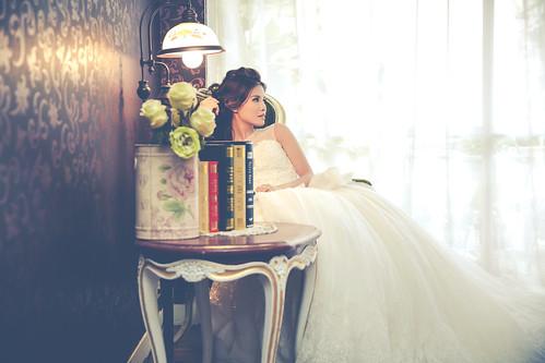 跨海飛越千里~Kiss九九麗緻婚紗替我們在台灣創造了幸福婚紗回憶錄 (9)