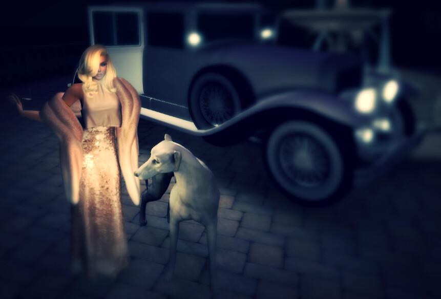 Glitz & Glamour Contest-Isis Desmoulins