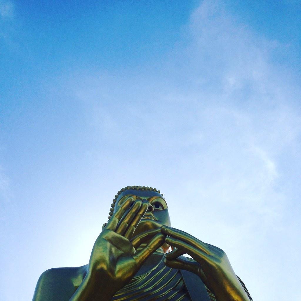 Quand Bouddha s'en roule un p'tit
