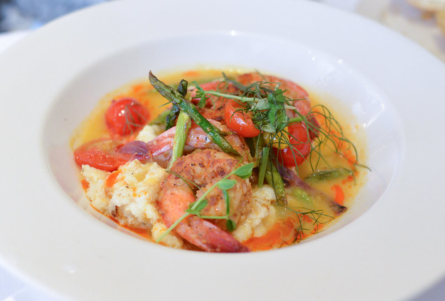 Louisiana Shrimp & Grits