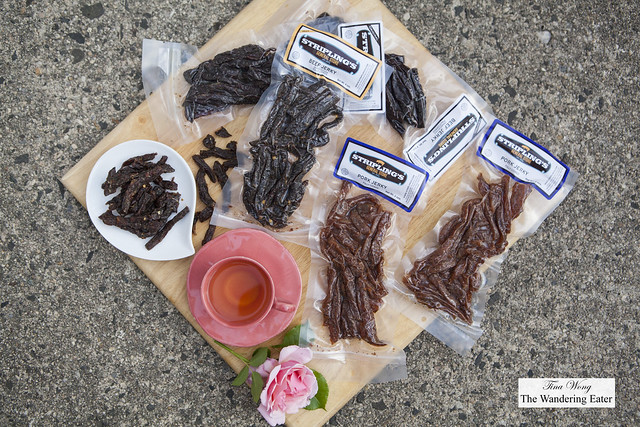 Stripling's Pork and Beef Jerky