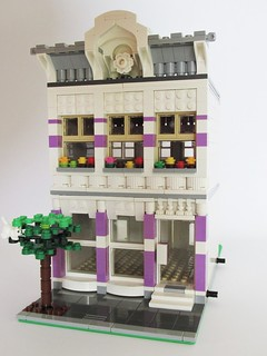 LEGO Modular Clothing Shop