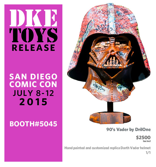 90s Vader by DrilOne