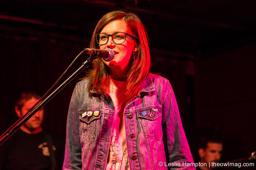 Kitty Kat Fan Club @ Thee Parkside, San Francisco 1/26/17