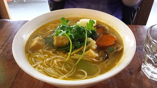 Bamboo Noodle Soup at Fina's 2