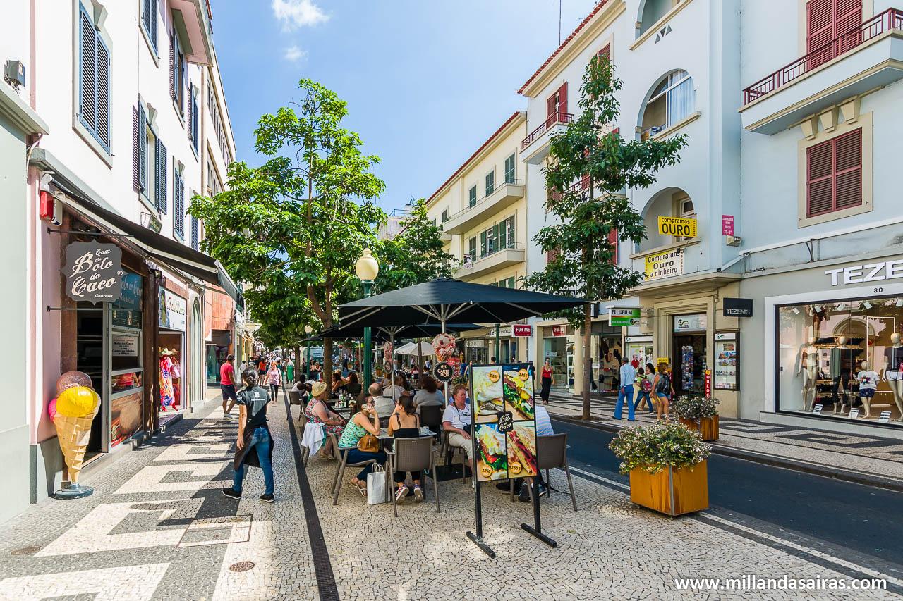 Calle Fernão de Ornelas
