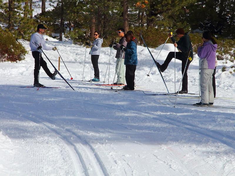 IMG_9889 Ski Lesson, Rim Nordic Ski Area