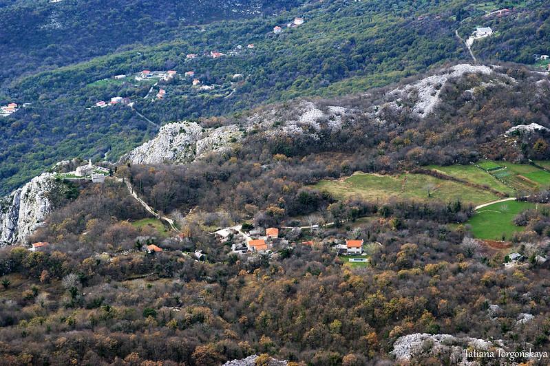 Деревня Жлиеби