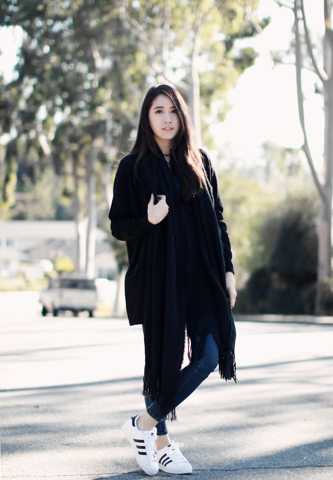 1729-ootd-fashion-embroidered-cardigan-los-angeles-city-of-angels-adidas-forever21-winterfashion-outfitoftheday-clothestoyouuu-elizabeeetht