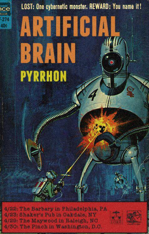 Artificial Brain at the Pinch