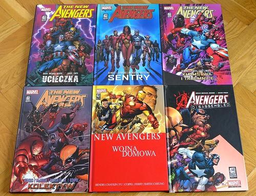 Mucha - Avengers
